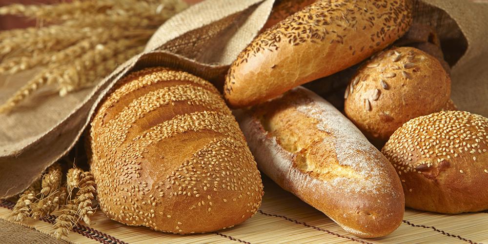 Reducir la sal en el pan