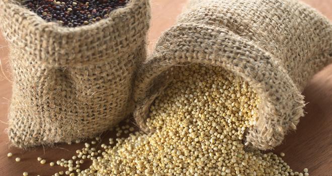 Alimentos contra la resaca - Quinoa