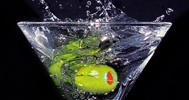 Alimentos contra la resaca - Bebidas claras
