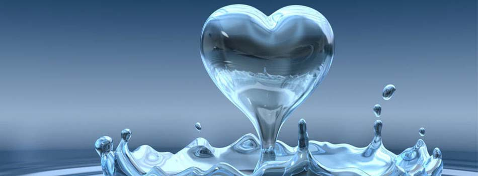 Alimentos para tu corazón - Agua