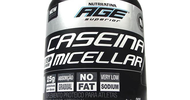 Caseína - Batido muscular