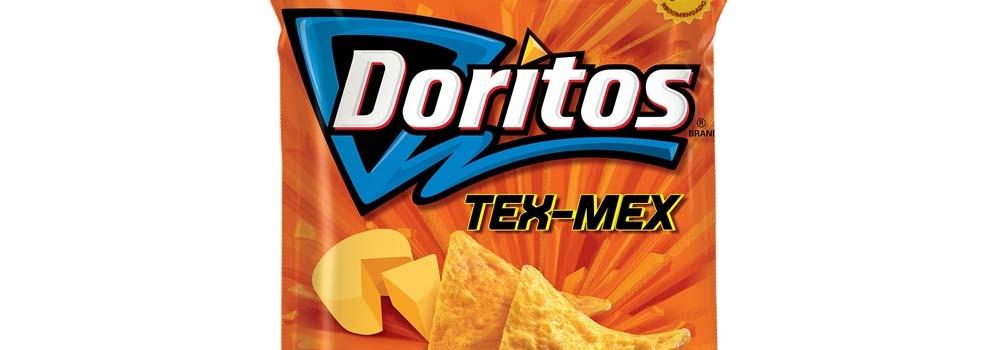 Dextrosa - Diccionario de aditivos alimentarios - Doritos Tex Mex