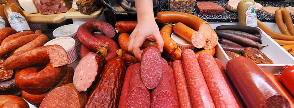 Alimentos prohibidos - Fiambre y carne procesada