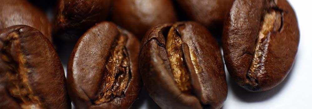 Cafeína y memoria - Granos de café