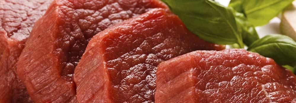 Carne cruda para mascotas - Filetes de carne
