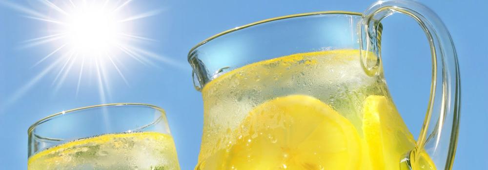 Comida curativa - Alimentos que curan - Limonada