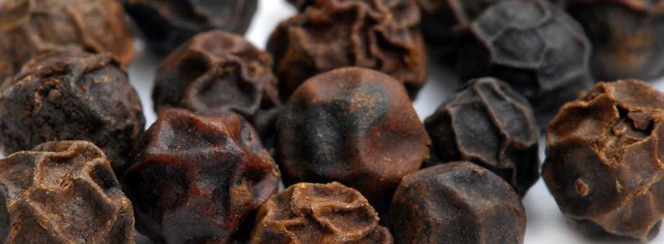 Especias que alargan tu vida - Pimienta negra