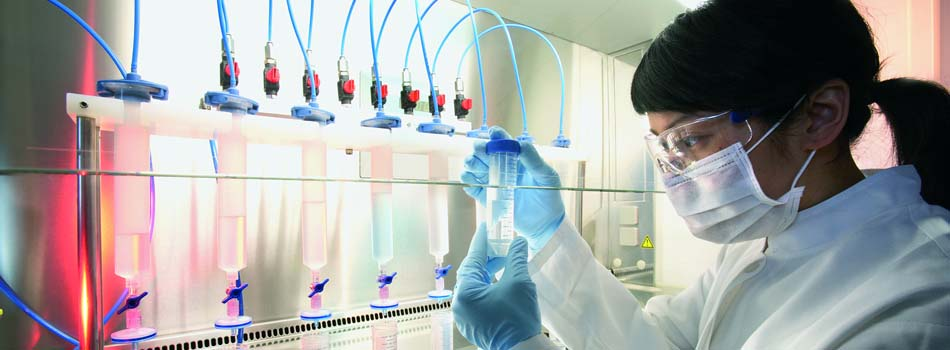 Proteína contra la obesidad - Técnico de laboratorio