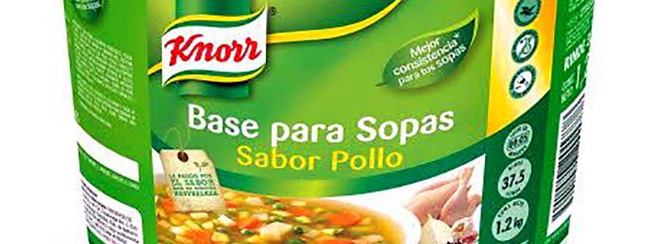 Proteína vegetal hidrolizada - Caldo Knorr