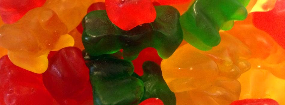Alimentos impostores - Ositos de gominola de frutasAlimentos impostores - Ositos de gominola de frutas