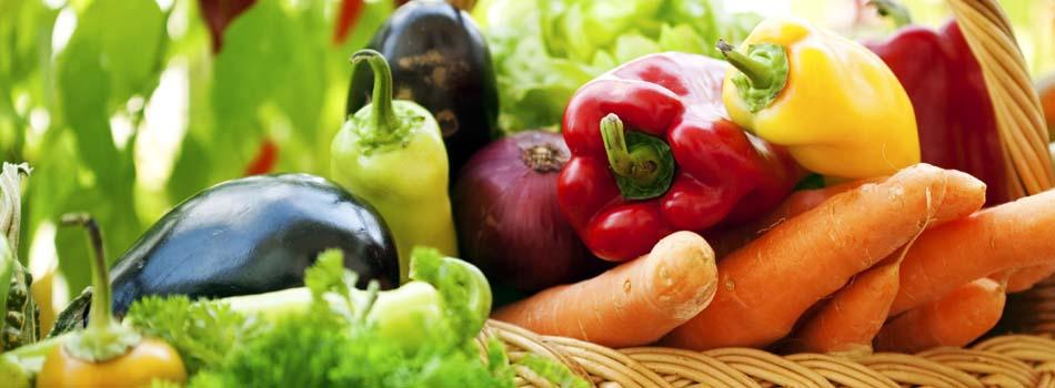 Mitos de las dietas. Vegetales orgánicos