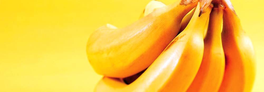 Plátano. Beneficios y riesgos para nuestra salud
