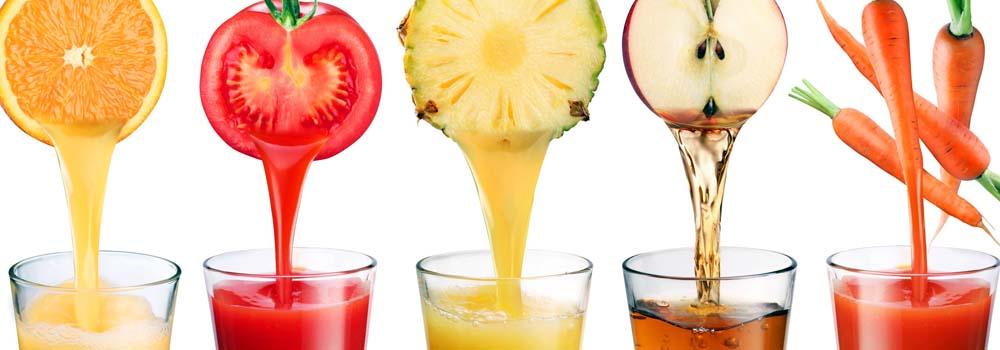 Zumo de frutas y bebidas azucaradas. ¿Son igual de malos?