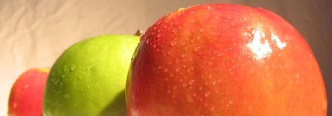 Manzana. Beneficios y riesgos para la salud.