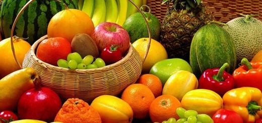 Las frutas y verduras más saludables