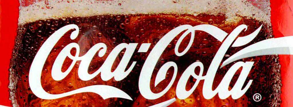 Orden de los ingredientes - Cartel de Coca Cola